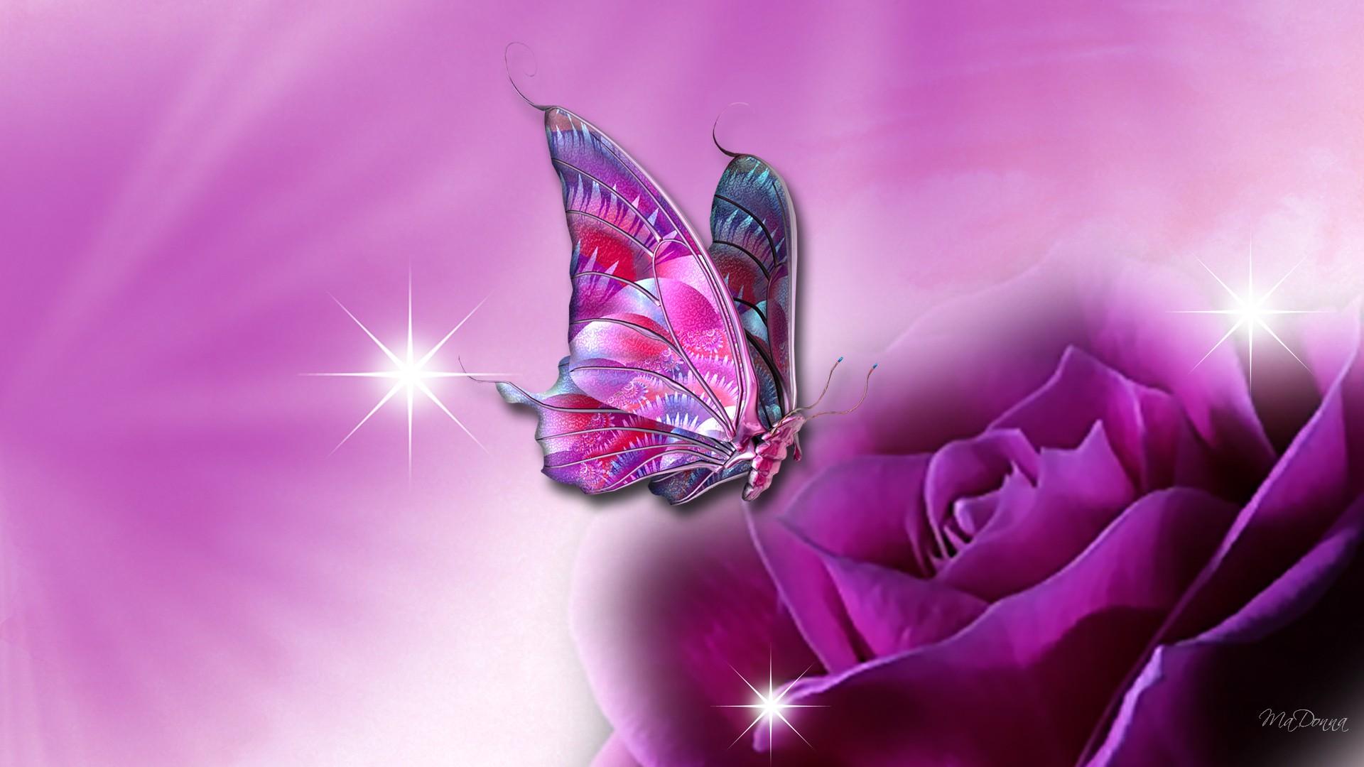 Butterfly Wallpaper For Desktop wallpapers55com   Best Wallpapers 1920x1080