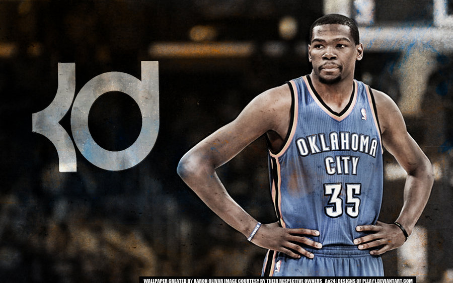 Kevin Durant by pllay1 900x563