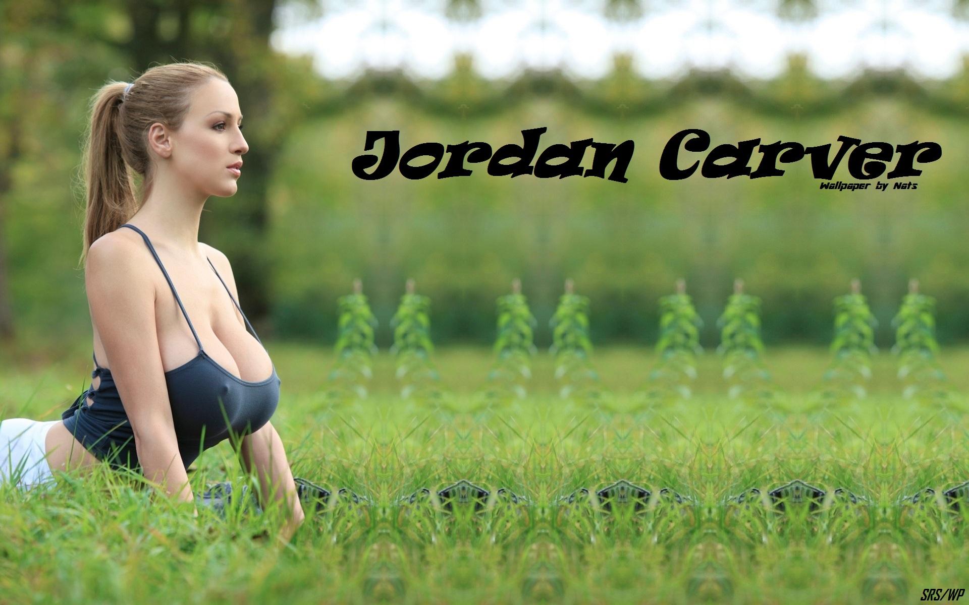 Download High Quality Jordan Carver Wallpaper Celebrities Female 1920x1200