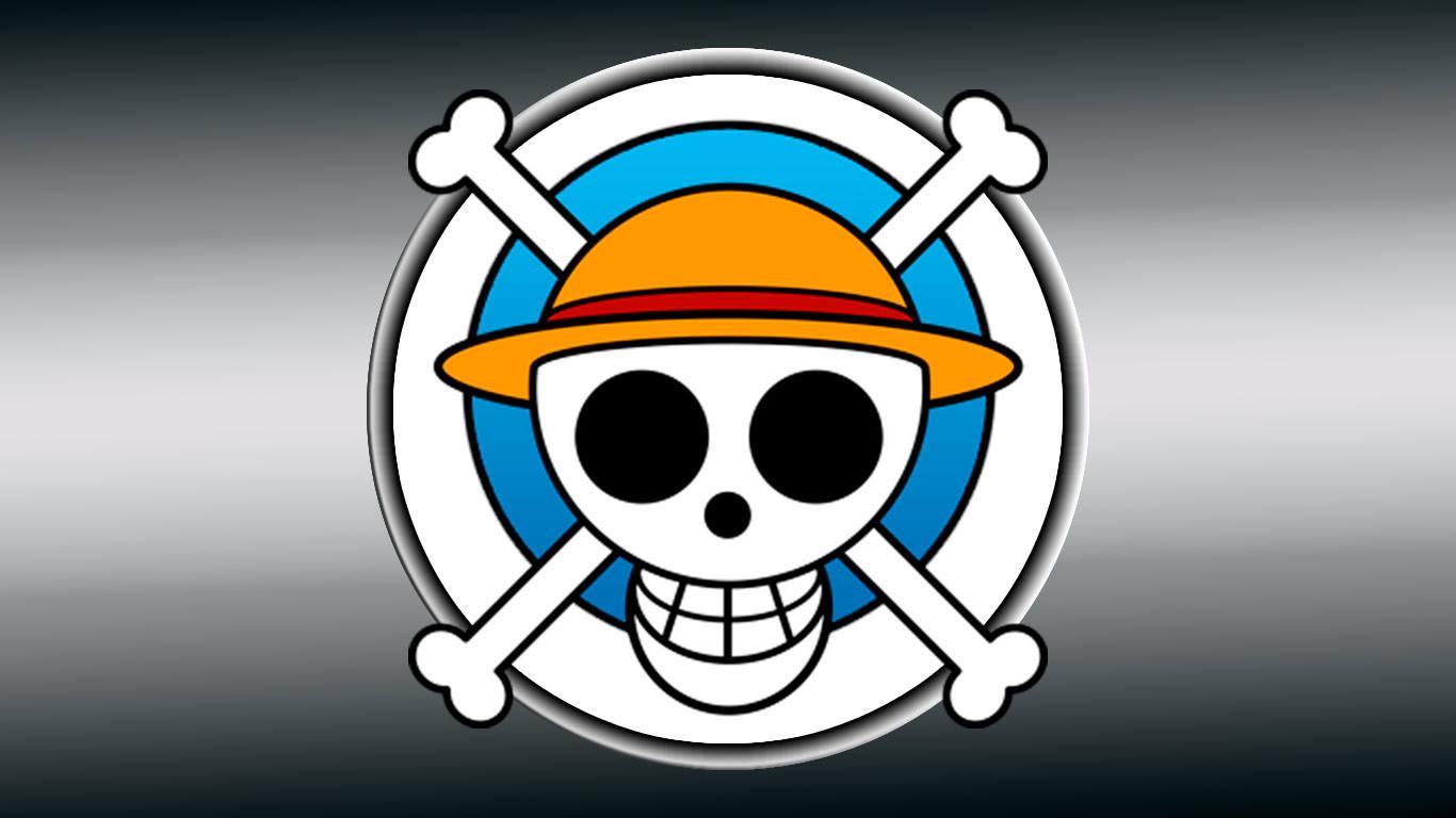 Free Download Tlchargez Le Wallpaper One Piece Logo 1366x768