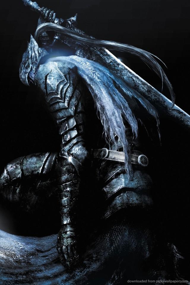 Dark Souls Iphone 5 Wallpaper 12604   Game Wallpaper Gallery 640x960
