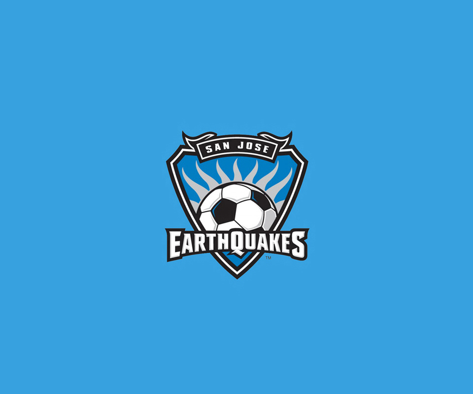 San Jose Earthquakes wallpaper for Android phones 960x800