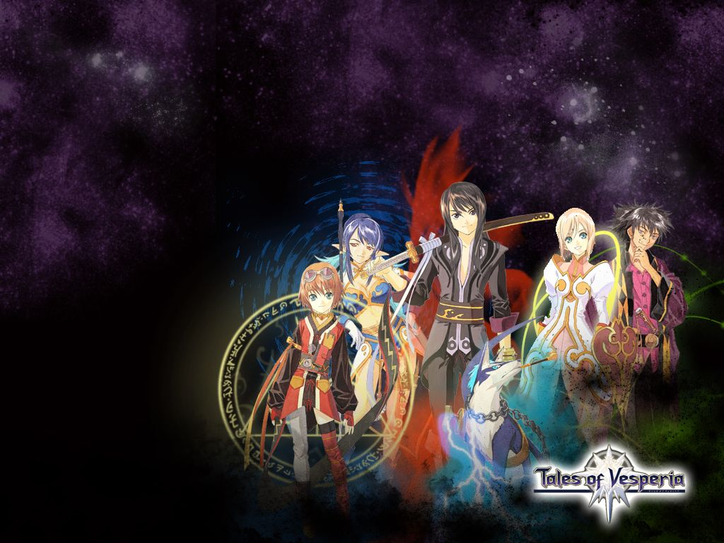 Tales Of Vesperia Wallpapers 1024x768