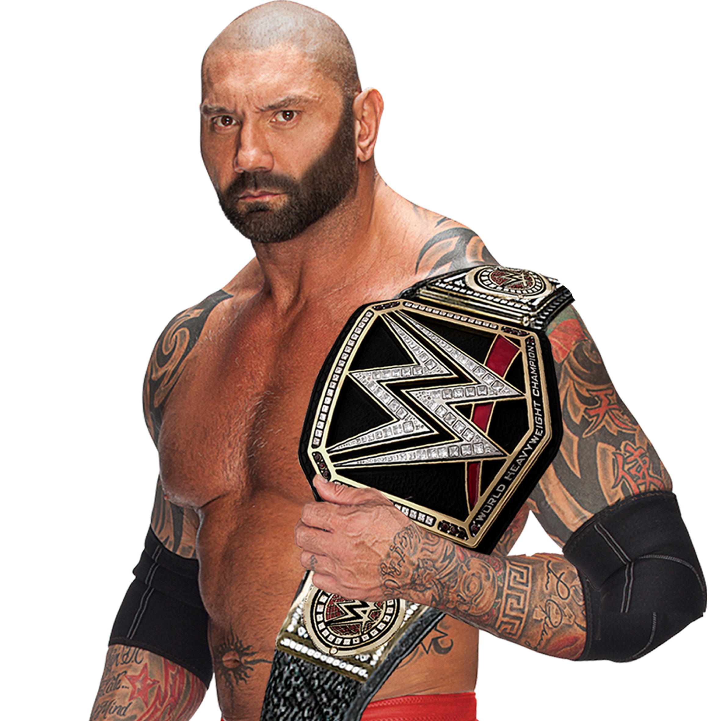Batista WWE World Heavyweight Championship By Islam Batista22 On 2362x2362