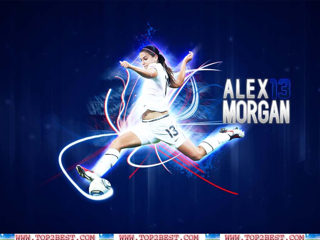 Alex Morgan Wallpaper 2013   Top 2 Best 1024x768