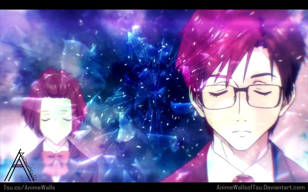 Parasyte shatteredpair by AnimeWallsofTsu 1024x640