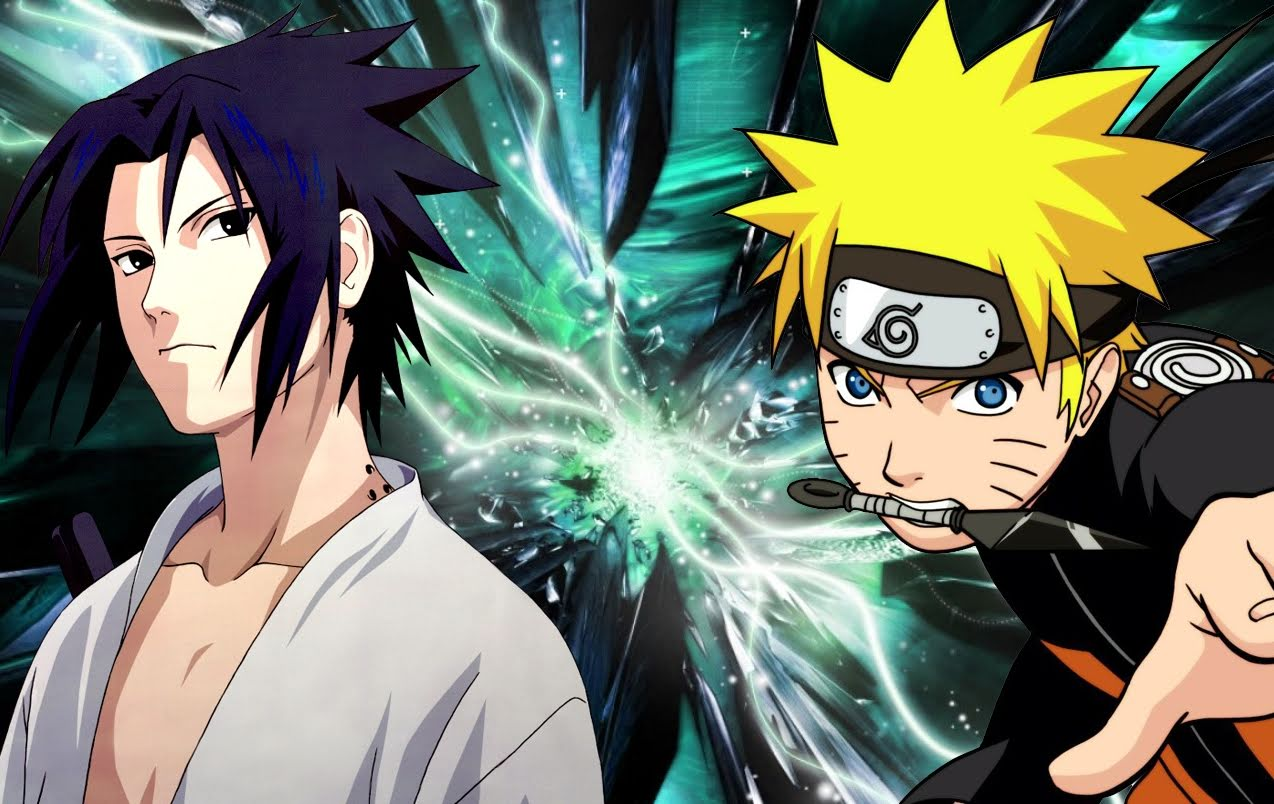 Naruto Vs Sasuke 1257 Hd Wallpapers in Cartoons   Imagescicom 1274x804