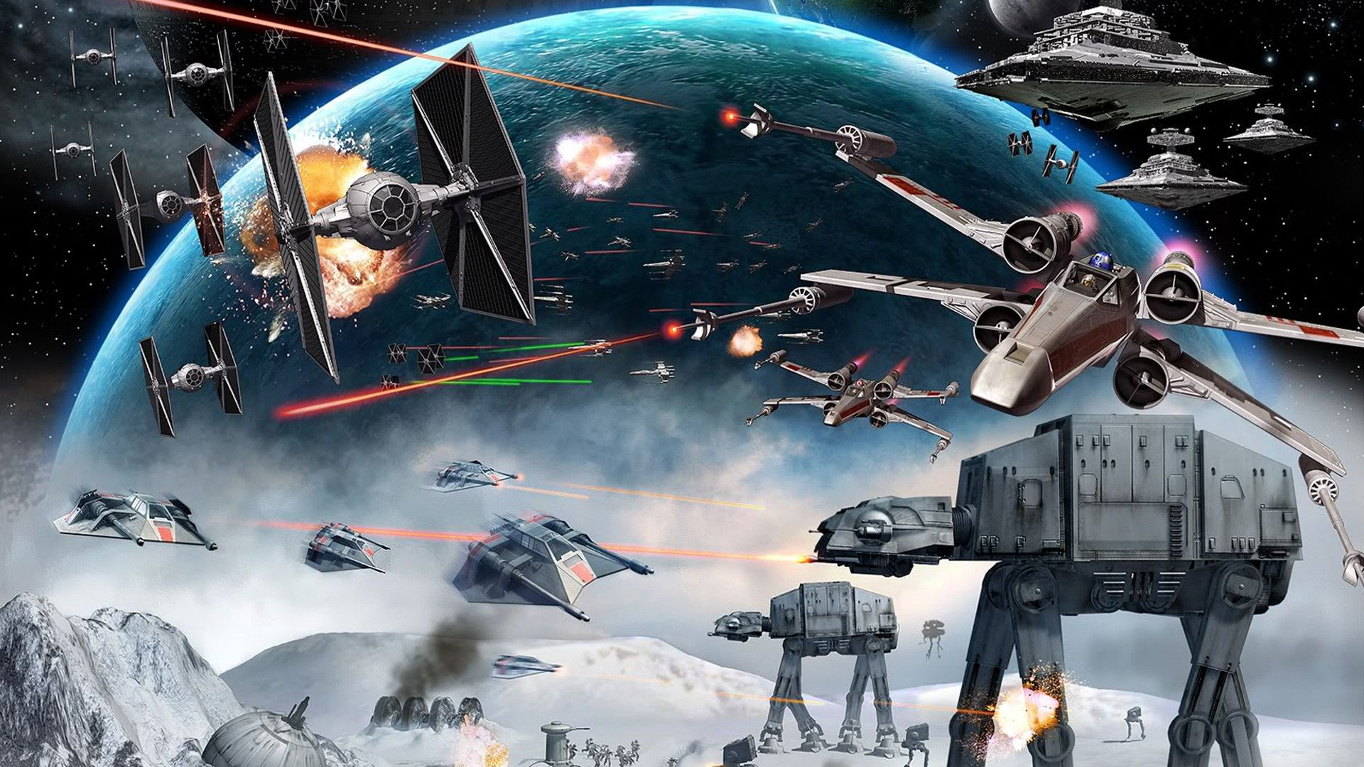 Star Wars Wallpapers 1080p 1920x1080
