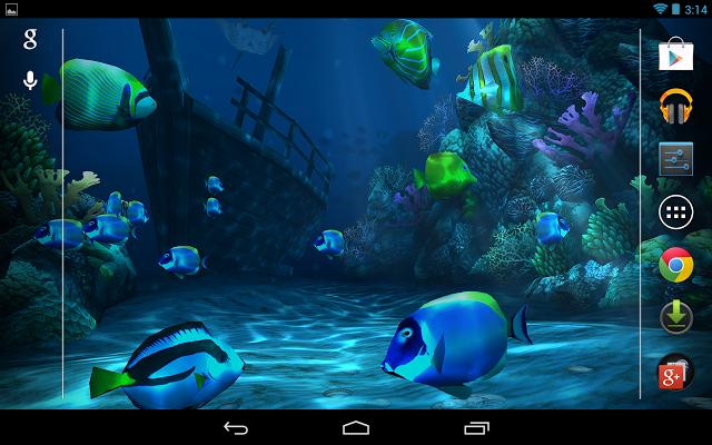 Ocean HD v15 APK Live WallPaper Download SHAMIM TELECOM 640x400