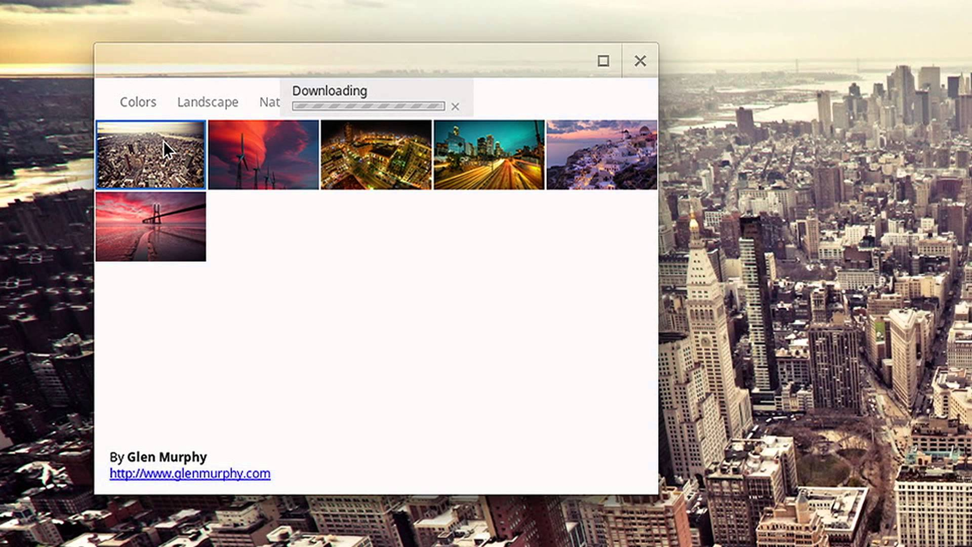 Chrome OS   How to change your profile picture set a wallpaper 1920x1080