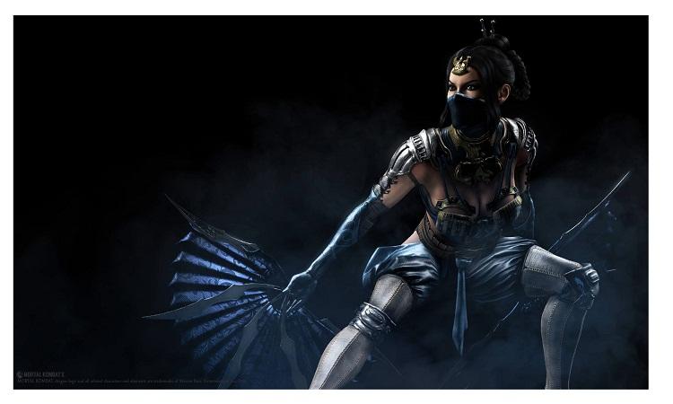 Nuevo Trailer Muestra A Kitana En Mortal Kombat X TG 750x450
