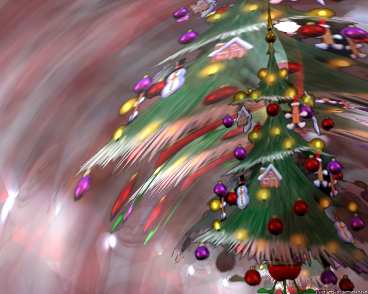animated desktop christmas wallpaper   wwwwallpapers in hdcom 1280x1024