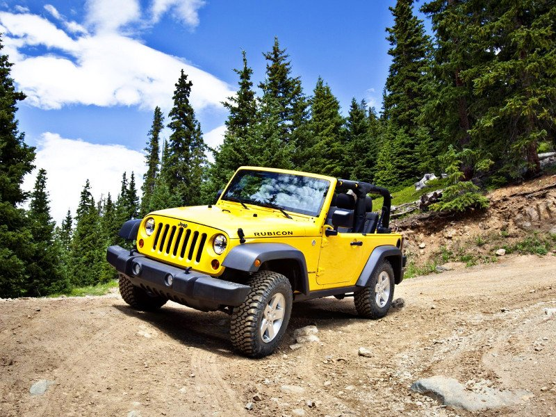 jeep wallpaper hd yellow Auto Motor Sport Wallpaper HD 800x600