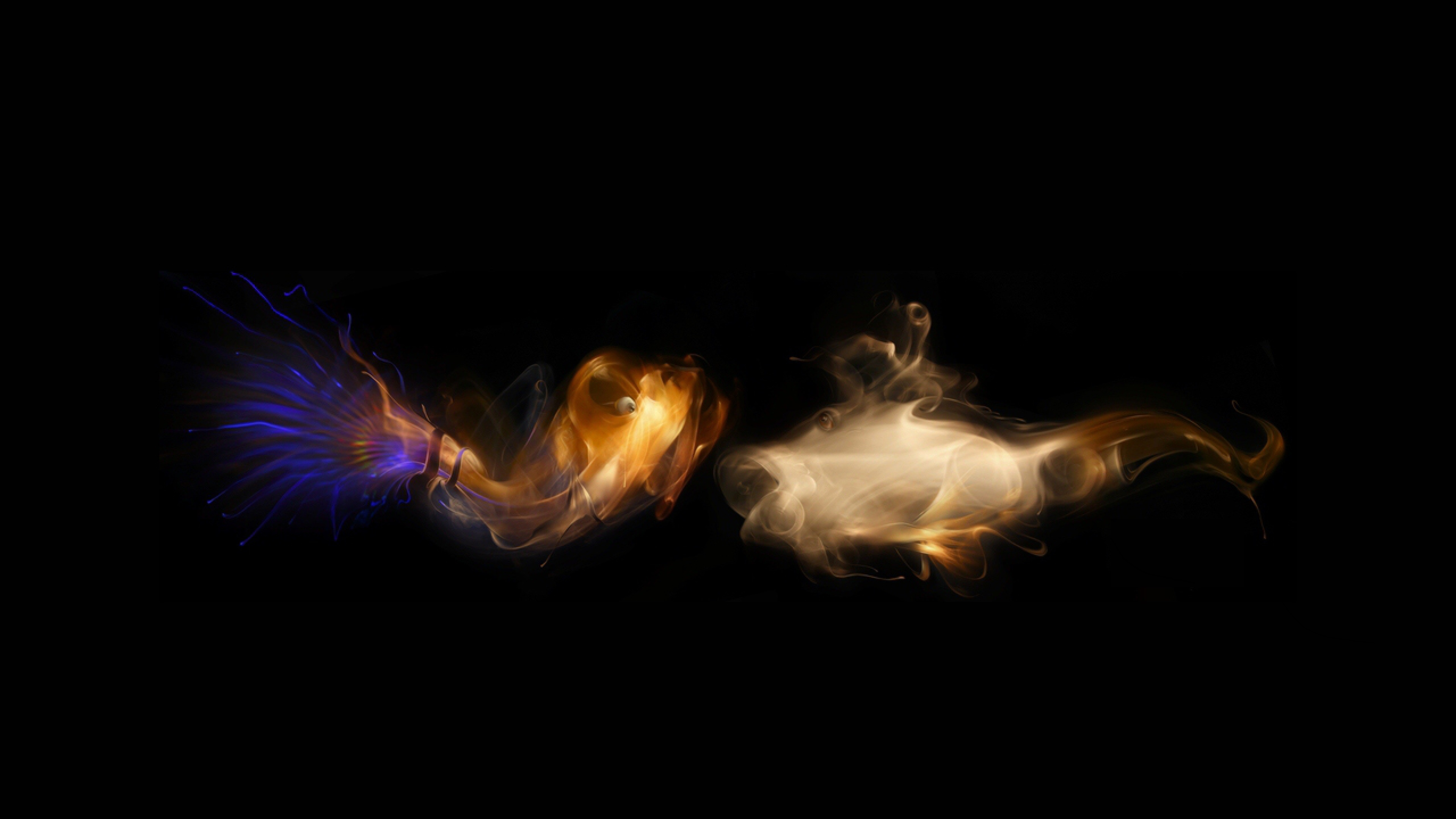 Smoke Backgrounds Download 3840x2160