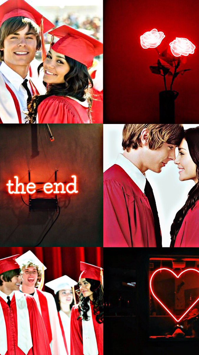 Wallpapers TROY e GABRIELLA de HSM 3 wallpaperseries 675x1200