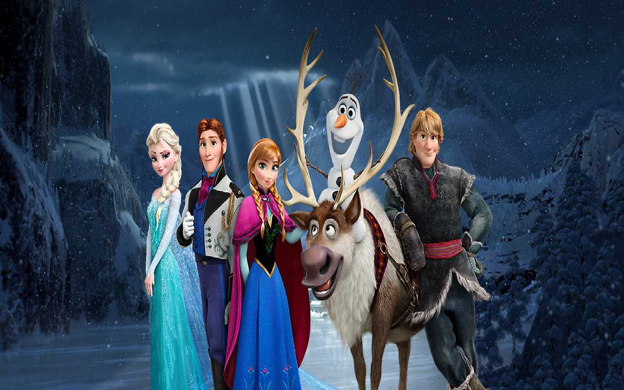 images from frozen - HD1280×800