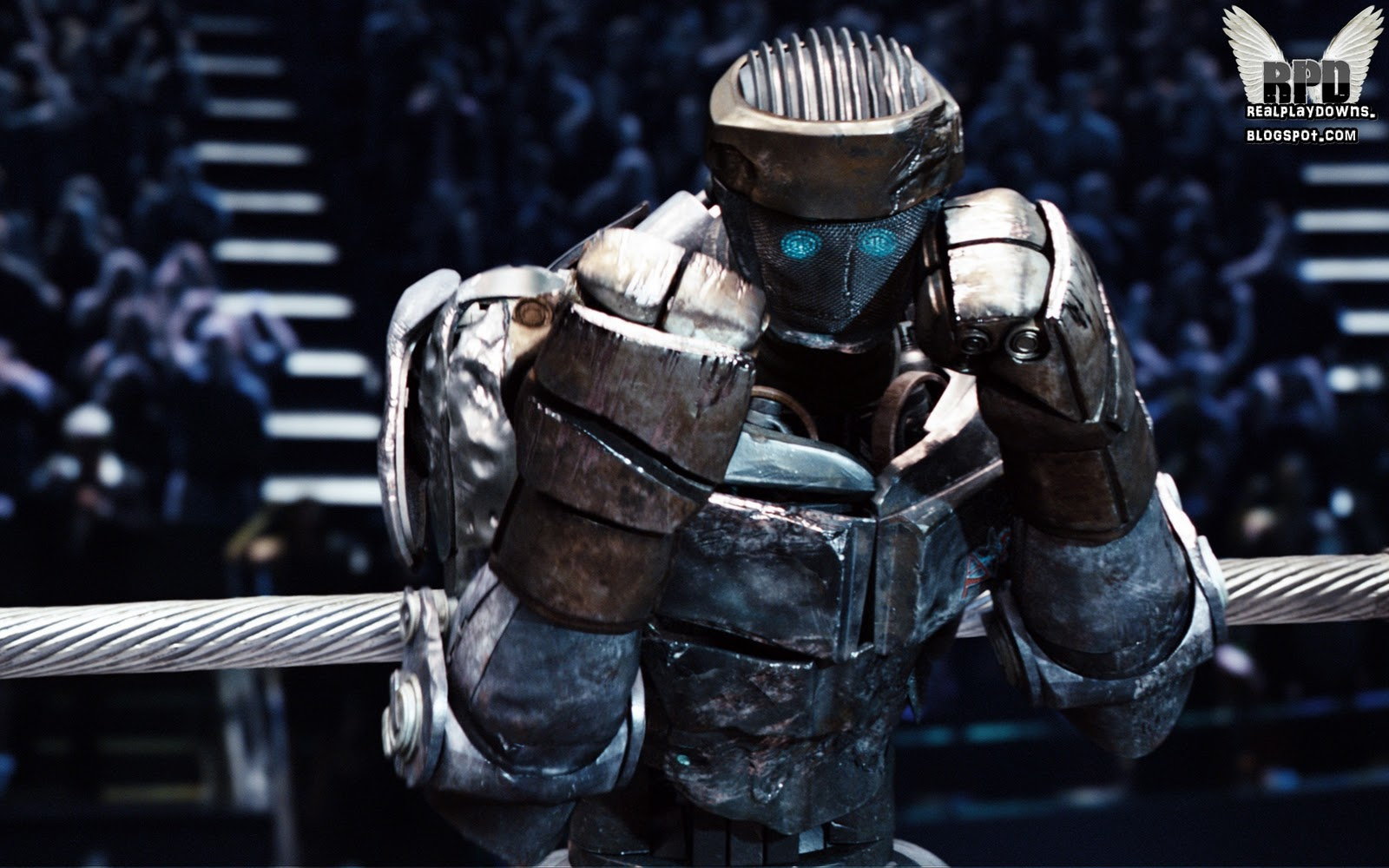 WALLPAPER IN REAL STEEL WIDE HD PEDIDO REAL PLAY DOWNS 1600x1000