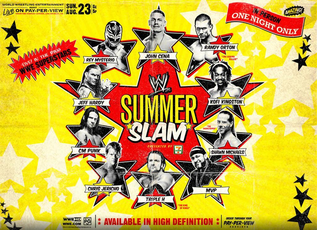 WWE Summerslam 2010 Predictions by The Dude Bleacher Report 1024x742