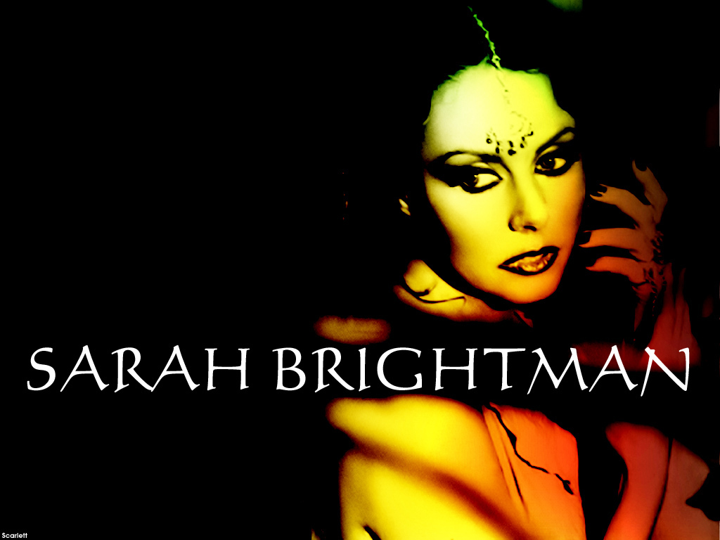 Sarah Wallpaper   Sarah Brightman Wallpaper 6294485 1024x768