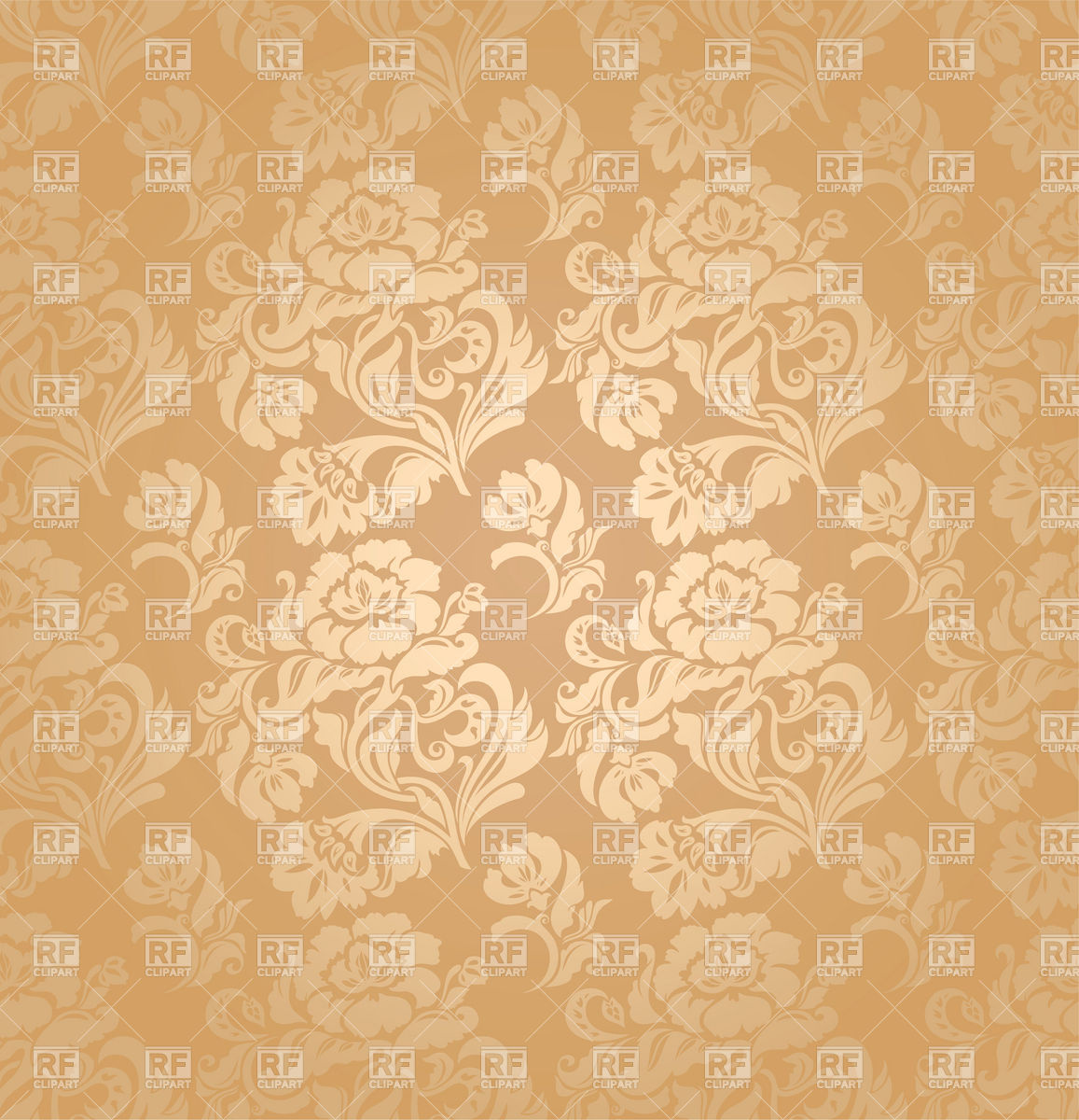 Beige victorian wallpaper with floral pattern download royalty free 1157x1200