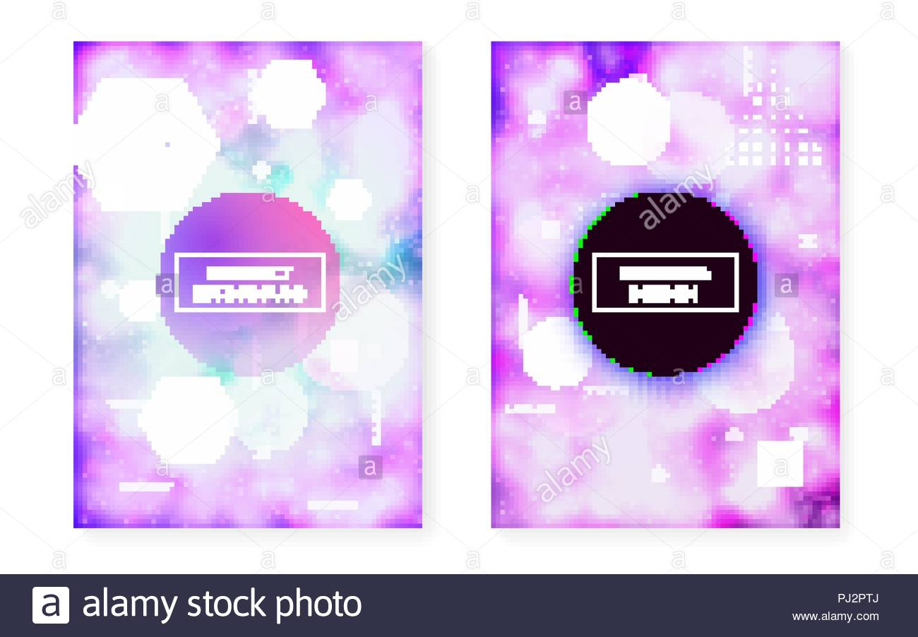 Fluorescent background with liquid neon shapes Purple fluid Lu 1300x902