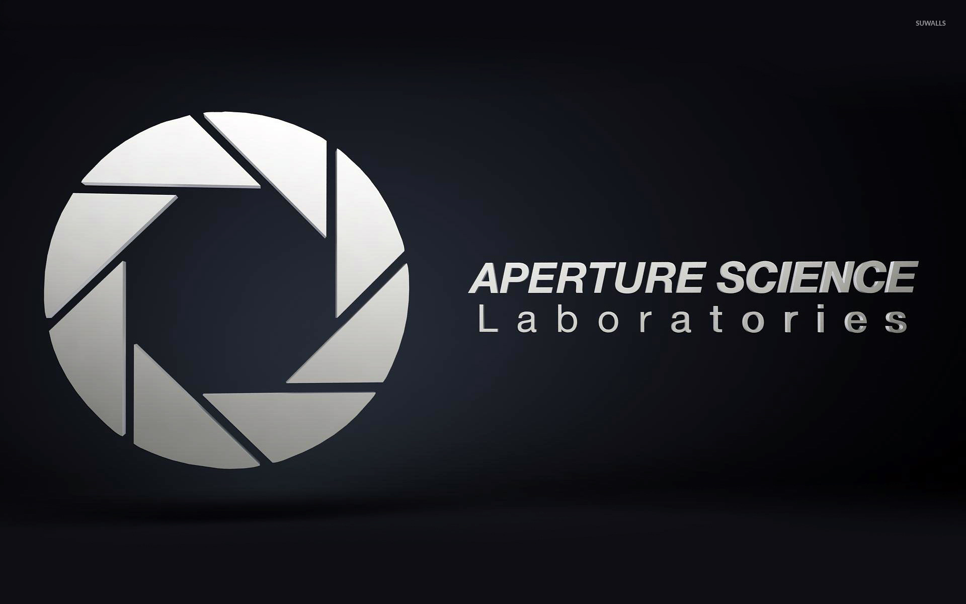 [77+] Aperture Science Background on WallpaperSafari