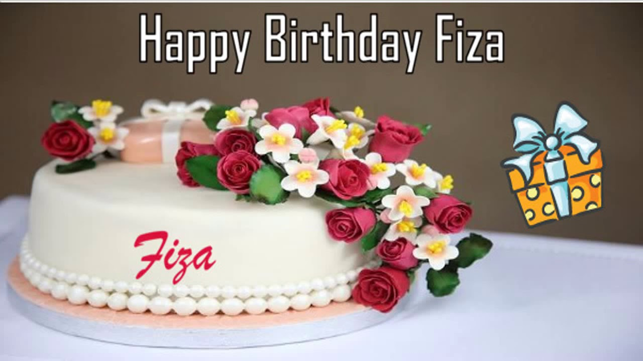Happy Birthday Fiza Image Wishes 1280x720