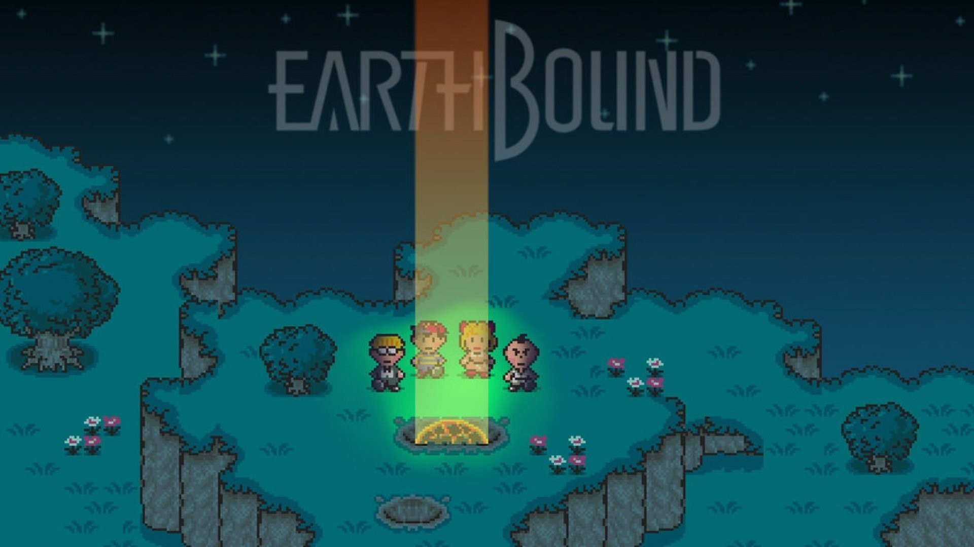 Earthbound Wallpapers 67 background pictures 1920x1080