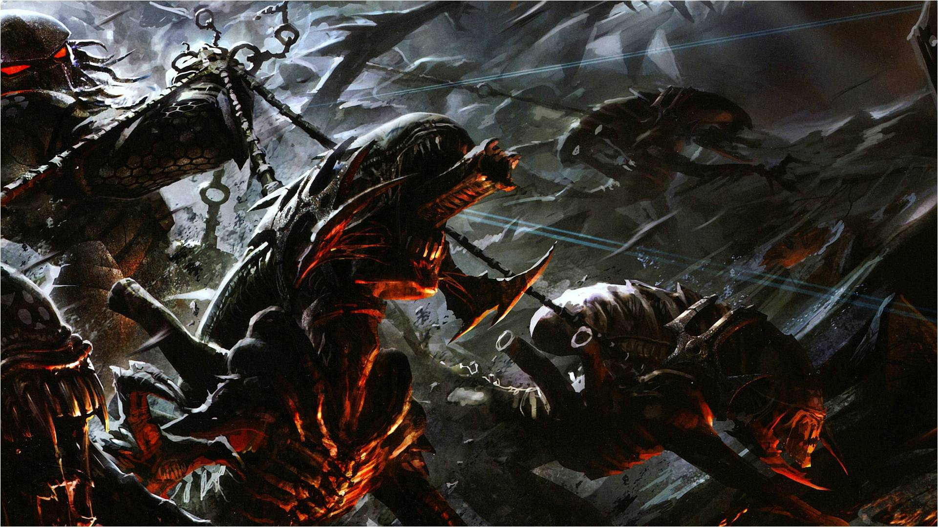 Alien Vs Predator Wallpapers 1920x1080