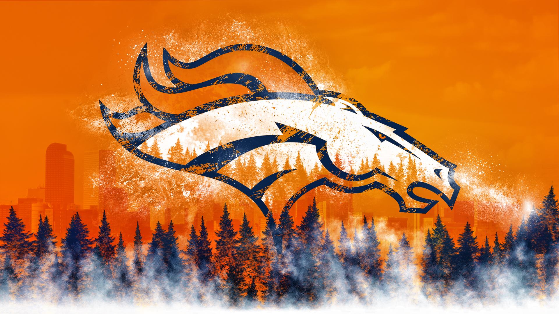 Denver Broncos Wallpaper - WallpaperSafari