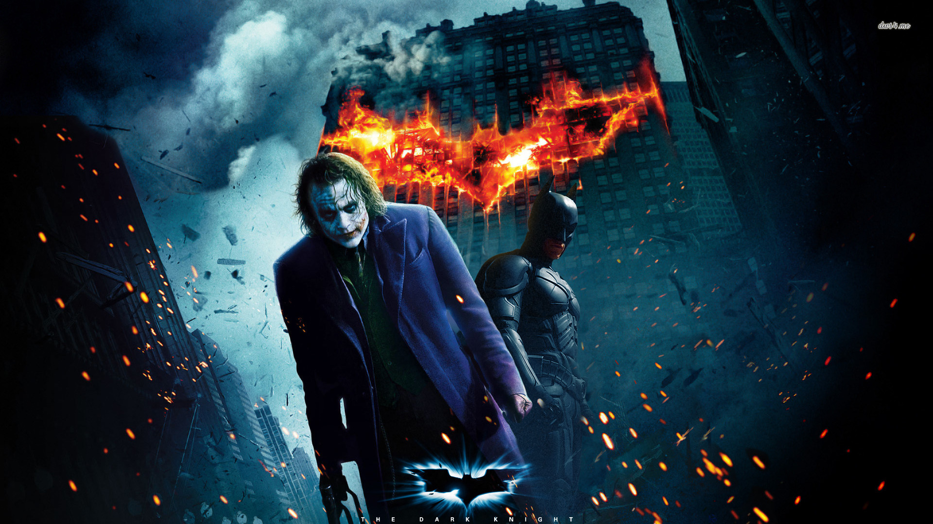 Download 85 Joker Wallpaper The Dark Knight The 1920x1080