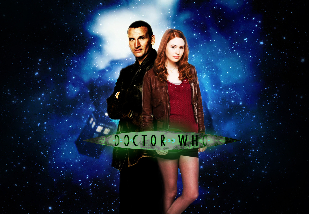 Doctor Who Season 5 with Christopher Eccleston ALT by fenrirlavey 1231x854