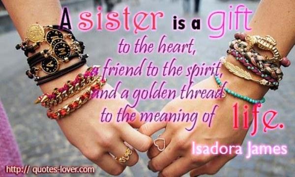 Sisters Wallpaper Quotes - WallpaperSafari