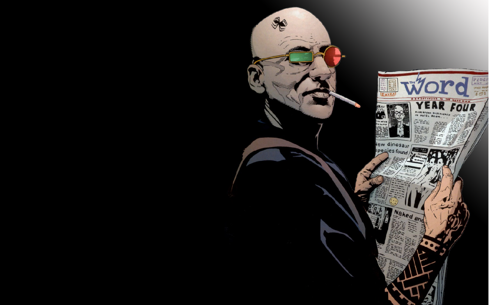 Transmetropolitan Wallpaper and Background Image 1680x1050 ID 1680x1050