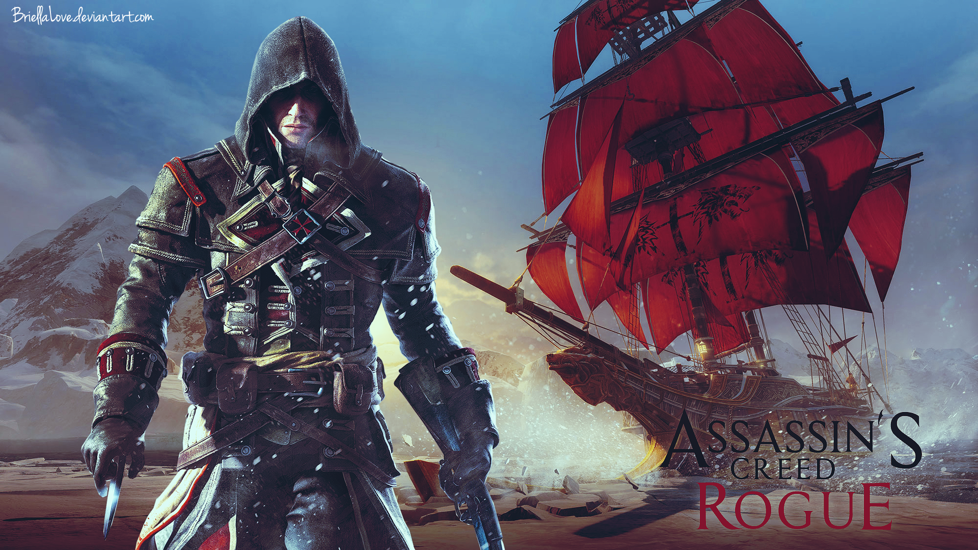 46 Assassin S Creed Rogue Wallpaper 1080p On Wallpapersafari