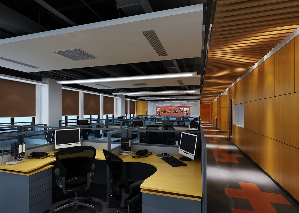 Company Interior Design 3D HD Wallpapers Room design   HD Backgrounds 1020x725