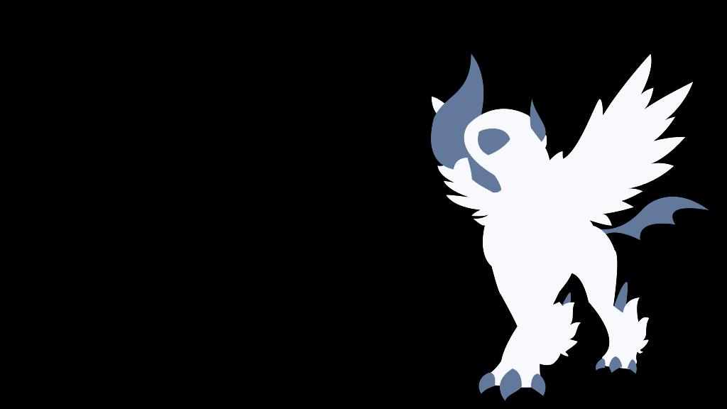 Pokemon Wallpaper Mega Absol by Flows Backgrounds 1024x576