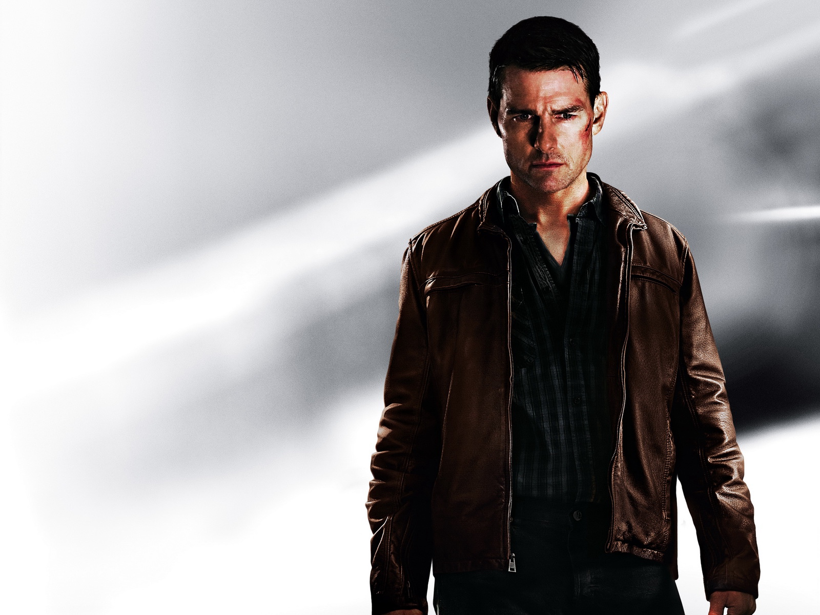 Download wallpaper 1600x1200 jack reacher 2012 tom cruise hd 1600x1200