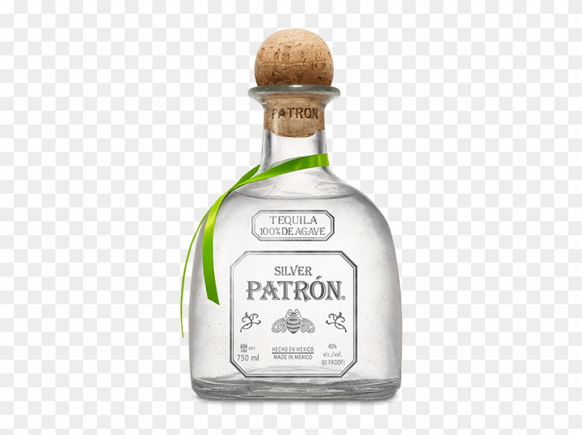 Tequila Patrn   Patron Bottle No Background HD Png Download 840x629