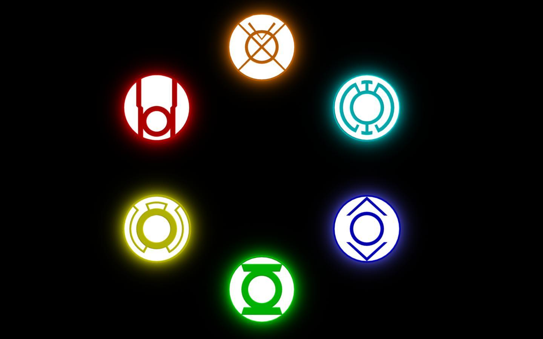 Logo Wallpaper Robin Logo Wallpaper Green Lantern Logo Wallpaper 1440x900