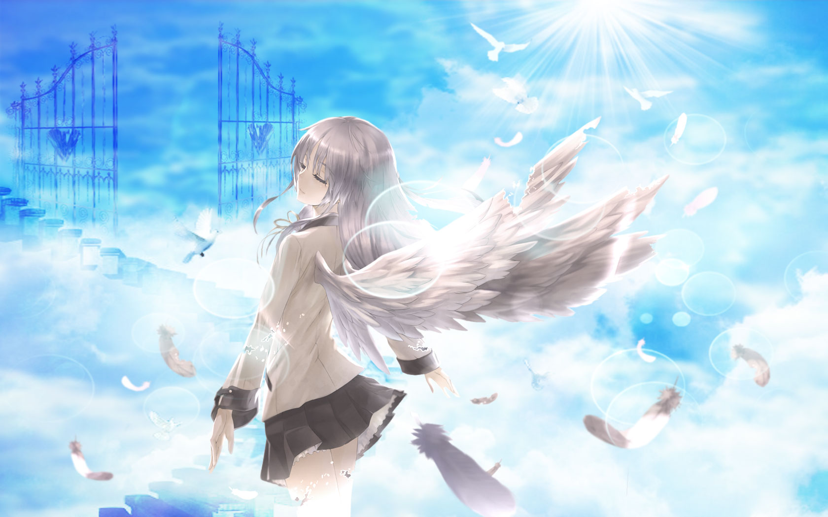 angel wallpapers for laptops - photo #18