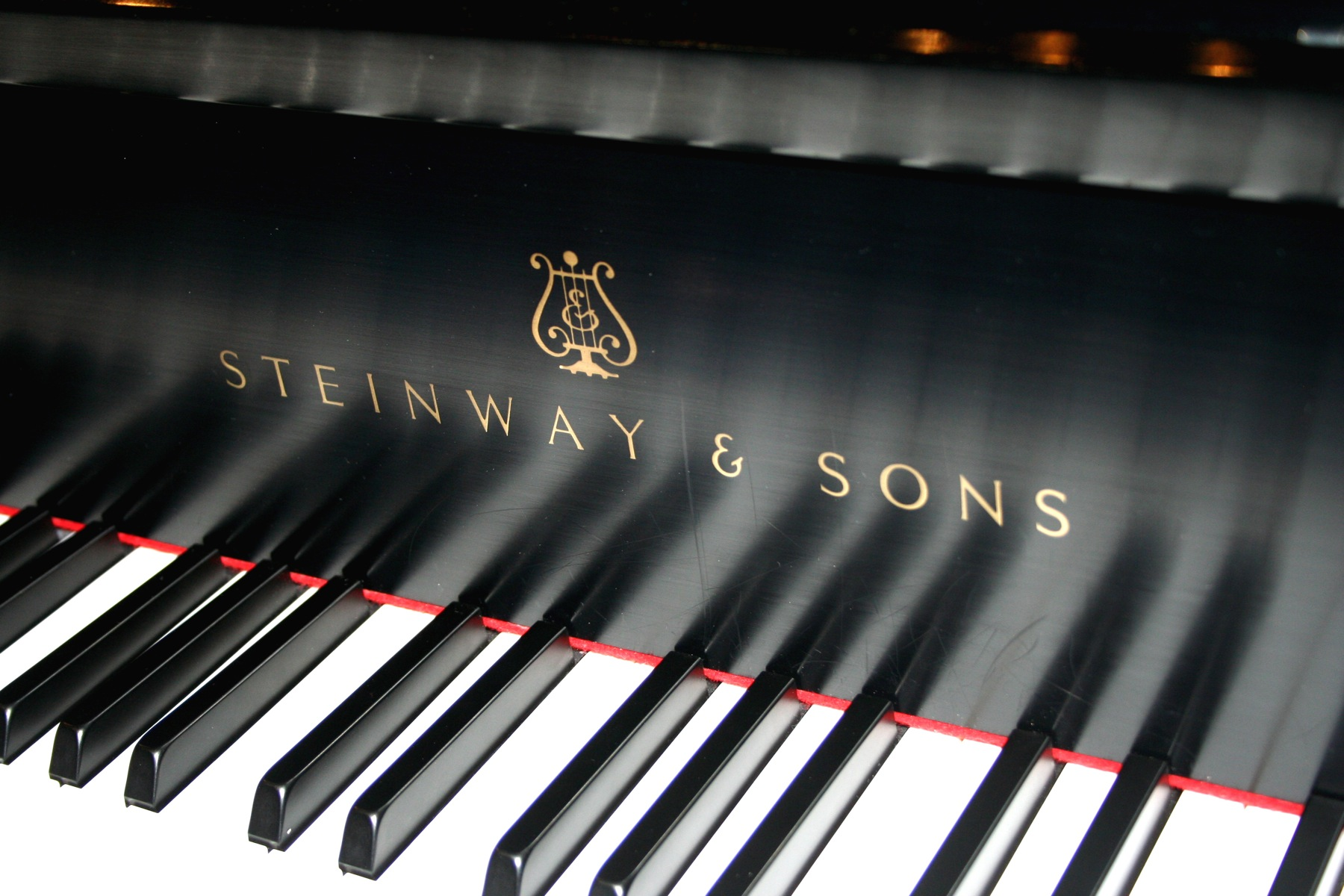 Steinway sons piano wallpaper Wallpaper Wide HD 1800x1200