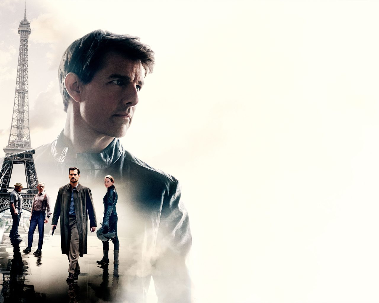 Free Download Mission Impossible Fallout Movie Cover 8k