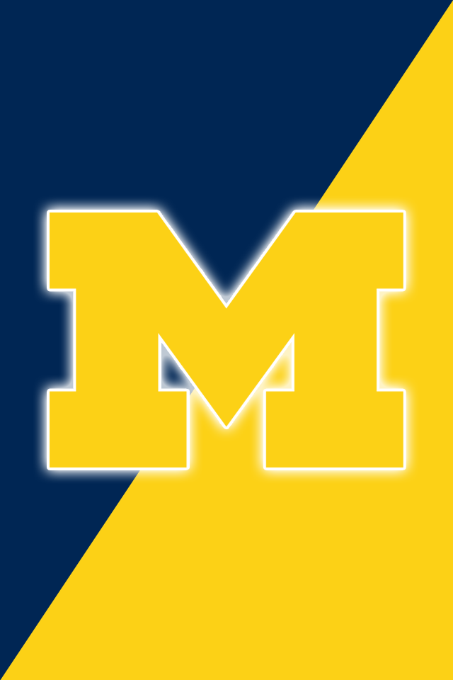 Michigan Wolverines iPhone Wallpapers Install in seconds 15 640x960