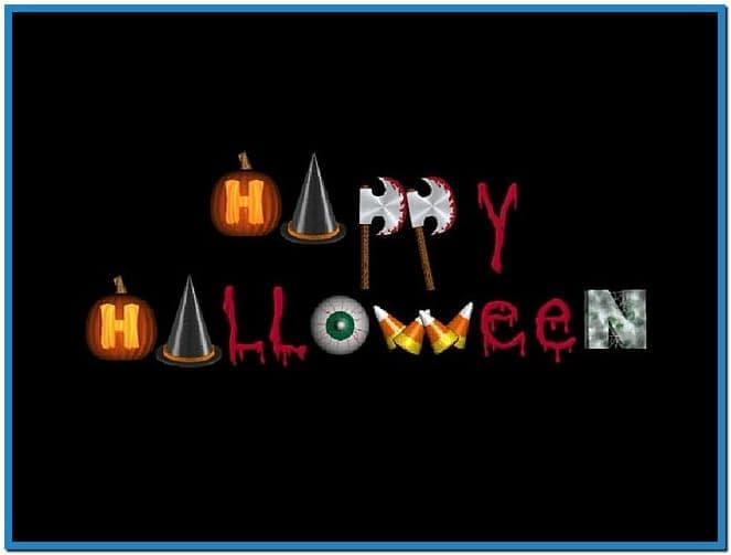 Animated halloween screensavers vista   Download 663x503
