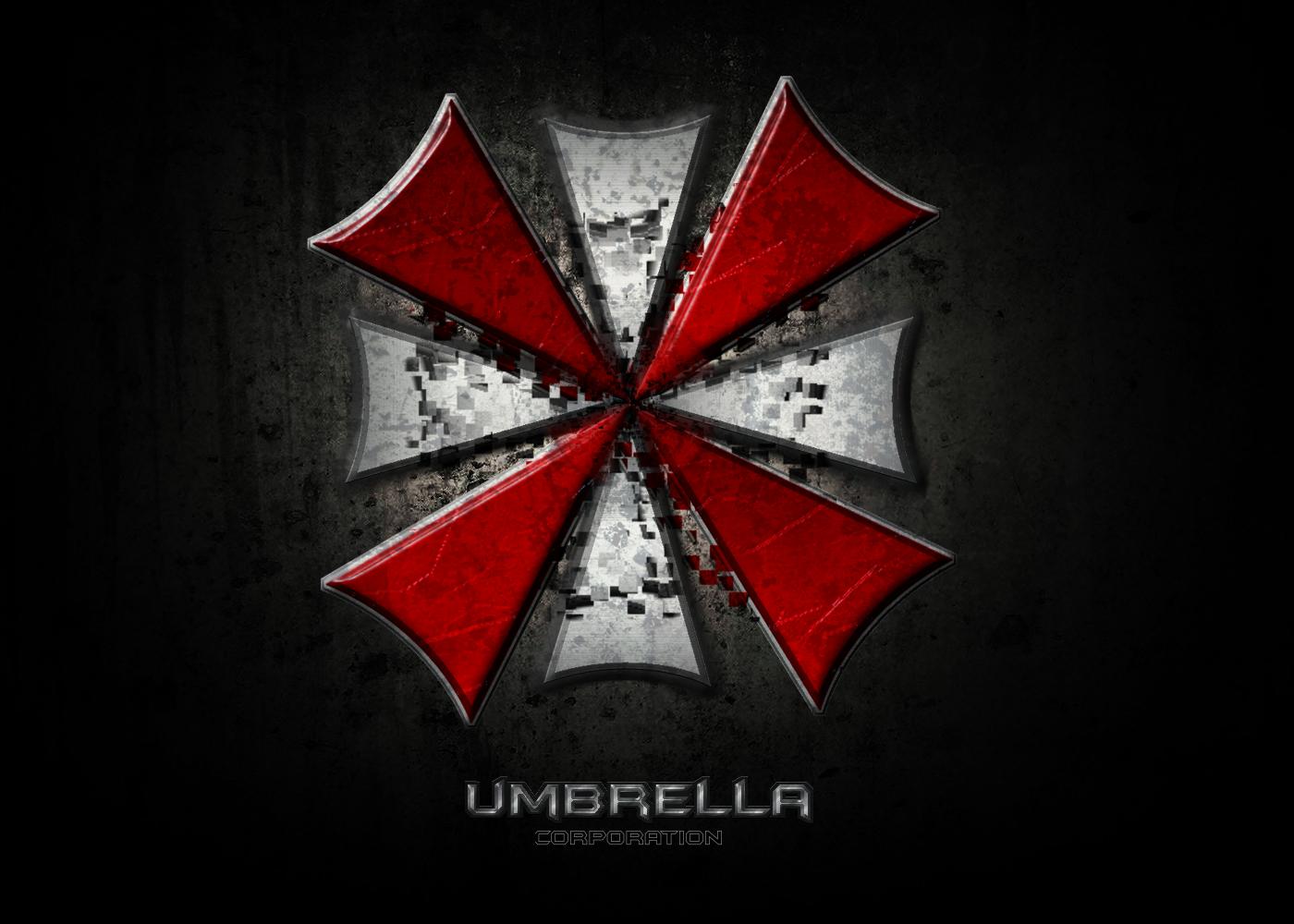 Resident Evil Wallpaper Umbrella wallpaper Resident Evil Wallpaper 1400x1000