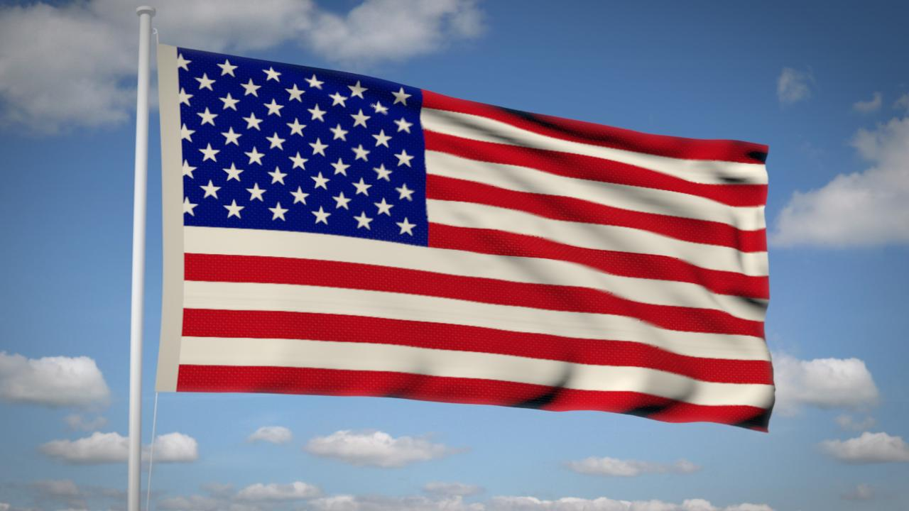 3d american flag wallpaper wallpapersafari for Usa wallpaper