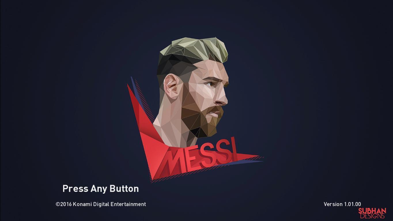 Lionel Messi 2017 Wallpapers 1364x768