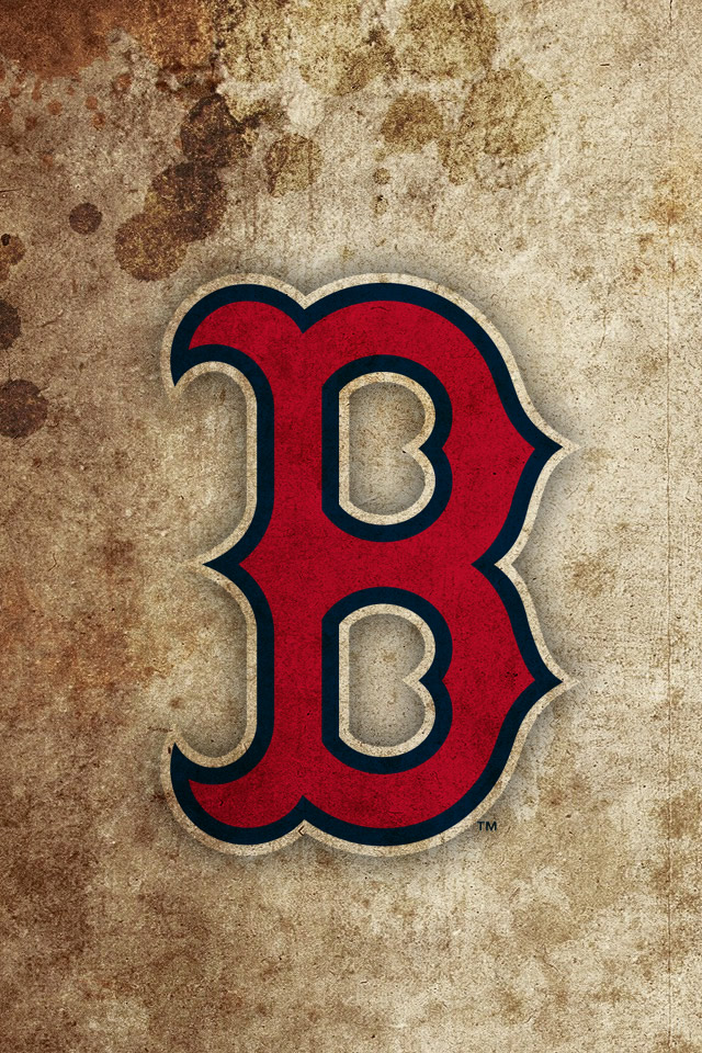 Boston Red Sox iPhone Wallpaper 640x960