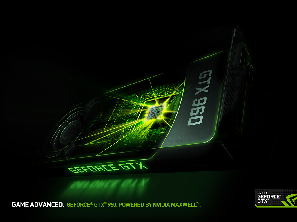 GeForce Wallpapers for your Gaming Rig NVIDIA 1024x768